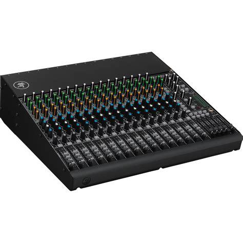 Mixer Crimson 16 Channel mackie 1604vlz4 16 channel 4 compact mixer 1604 vlz4 b h