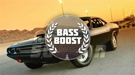 aero chord boundless bass boosted car trap bass boosted mix 2017