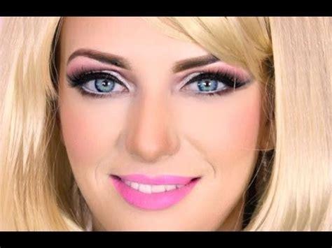 tutorial makeup zukreat barbie doll makeup transformation youtube