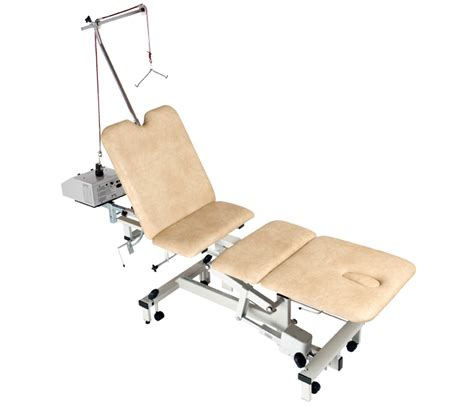 Traction Table Ems Physio
