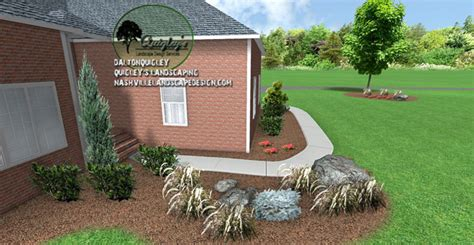 landscape design in hill tn nashville landscape