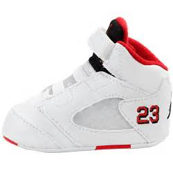 nike 5 retro gp crib 552494 120 baby shoes