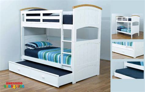 King Single Bunk Bed Burleigh Bunk Bed Single King Single Awesome Beds 4