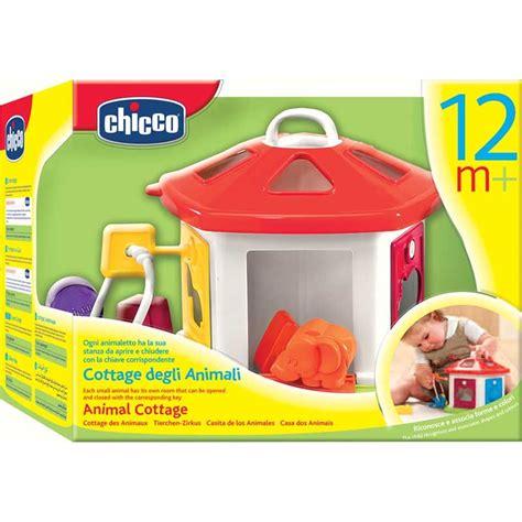 chicco animal cottage chicco animal cottage bo 238 te 224 formes multicolore