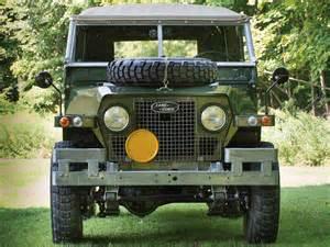 land rover lightweight series iia 11 1968 72