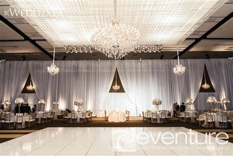 event draping draped room and wall liners eventure designs toronto