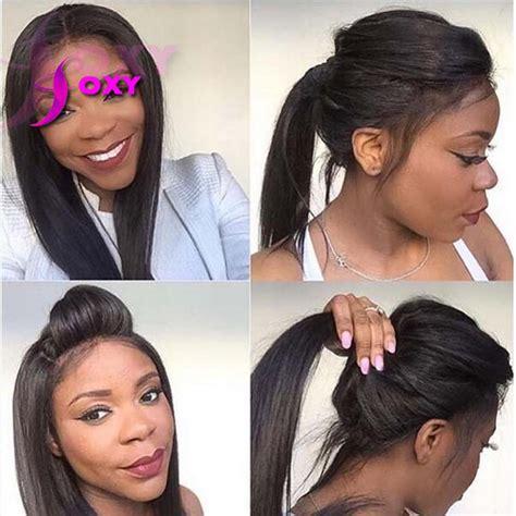 wigs for black women basic wear or beautiful stylish fashion new arrival malaysian glueless lace front wig bob style