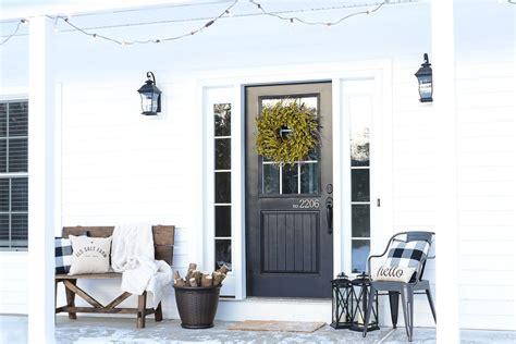 winter porch decorating ideas 21 best winter porch decorating ideas