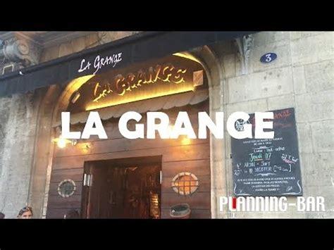 La Grange Bordeaux by La Grange Bar Bordeaux