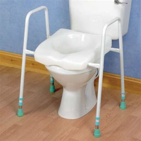 bathroom aids for seniors cosby toilet frame toilet frames with seats complete