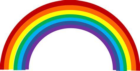 rainbow   clipart   transparent background