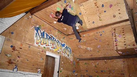 folding climbing wall 06 climbing wall ideas
