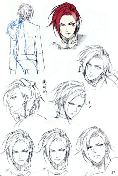 anime style haircuts haircuts models ideas drawing of hairstyles boy www pixshark com images
