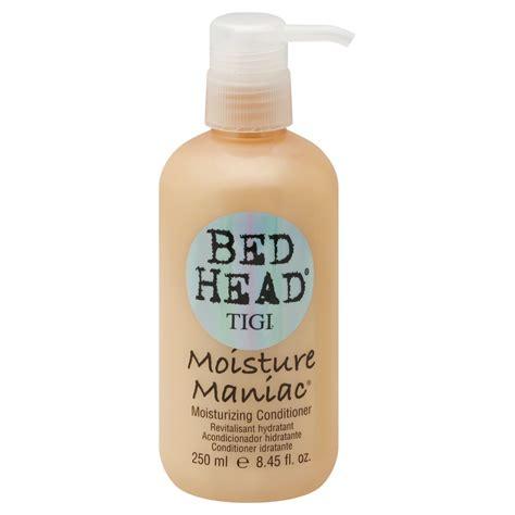 bed head moisture maniac tigi bed head moisture maniac conditioning moisturizing