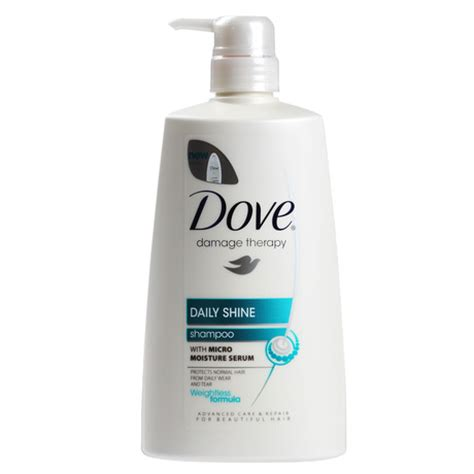 Dove Daily Shine Shoo 320ml buy dove daily shine shoo 650 ml in india