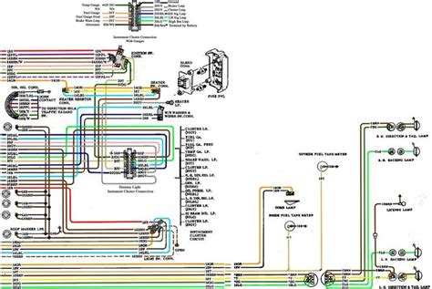 chevy wiring diagram adams chevy trucks  chevy truck chevy