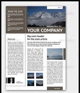 photography newsletter template the world s catalog of ideas