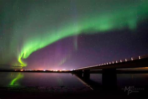 northern lights in alaska in august borealis kenai peninsula up and personal