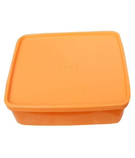 tupperware large square away lunch box buy at best