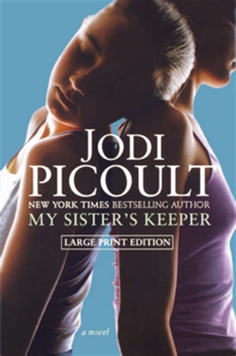 My Keeper By Jodi Picoult my s keeper book by jodi picoult official