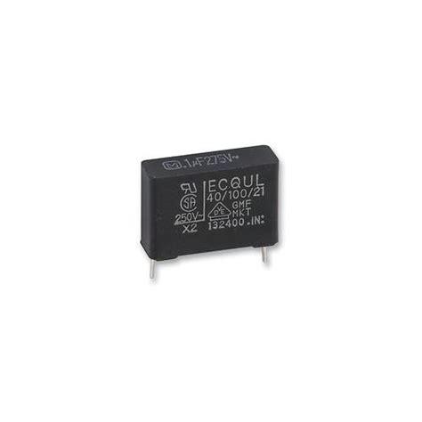 panasonic su capacitor condensatore panasonic ecqu 2a334kla x2 0 33uf 275v 10