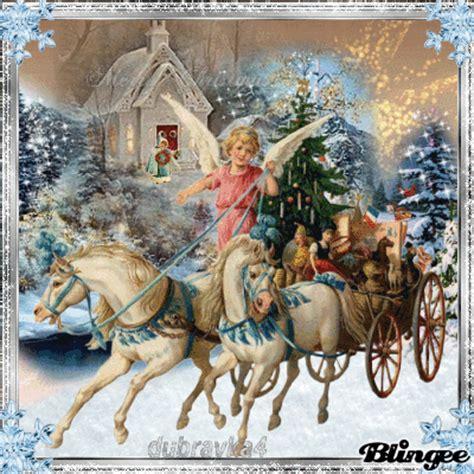 Imagenes De Navidad Con Angeles | angeles cabalgando anunciando navidad fotograf 237 a