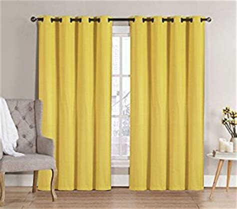 curtains 90 inches long com hlc me nicole solid thermal insulated