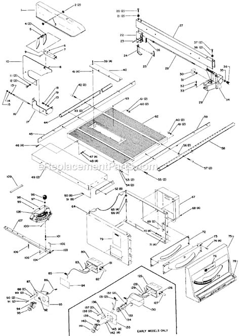 delta 34 695 parts list and diagram type 1