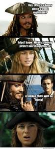 Pirate Booty Meme - whats a horny pirates worst nightmare weknowmemes
