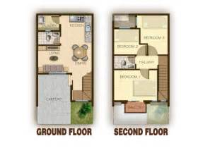 floor plans ideas ideas of 2 storey modern house designs and floor plans