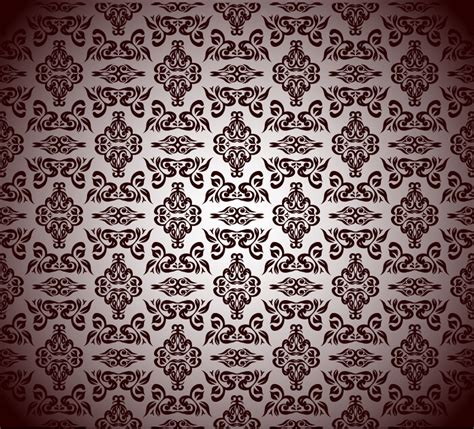 pattern design royal royal floral pattern background vector graphic free