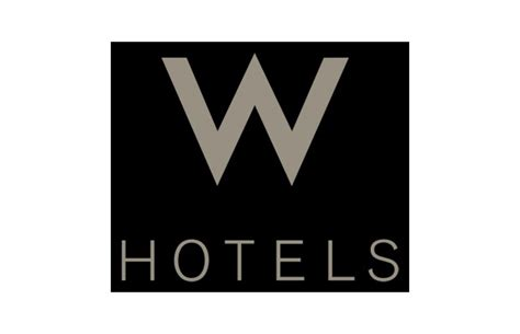 Collaborations W Hotels Logo