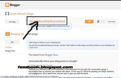 cara membuat skck yg baru cara membuat blog baru seperti facebook untuk pemula