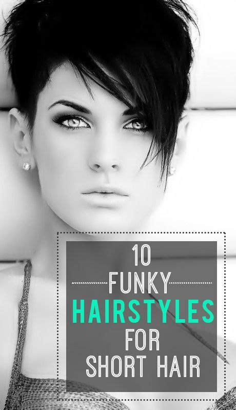 funky short fringes time to go crazy on funky hairstyle 20 best funky