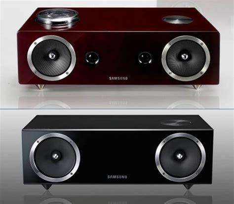 Speaker Bluetooth Samsung samsung da e750 and da e670 audio docks unveiled with