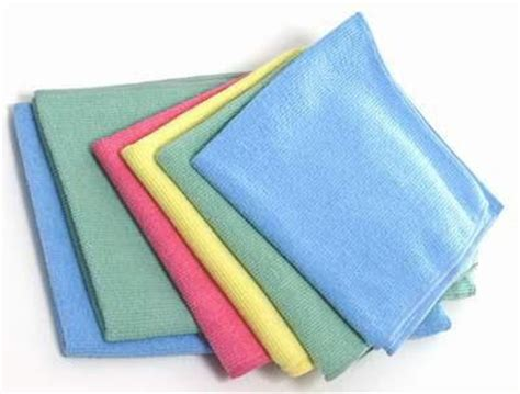Cleaning Fabric by Economic Research Microfiber Cleaning Cloth