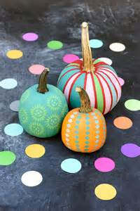 painting pumpkins no carve pumpkin decorating ideas for thanksgiving and