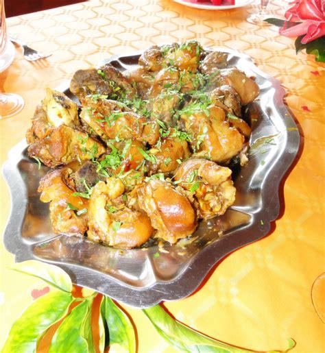 cuisiner pied de porc cari de pieds de porc pour 4 personnes recettes 224 table