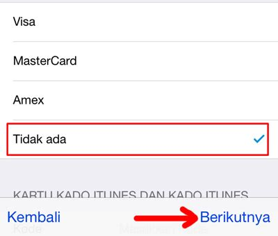 cara membuat apple id tidak ada none cara mudah membuat apple id di iphone tanpa mengisi metode