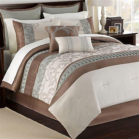 bedding superstore vanessa 12 piece comforter super set bed bath beyond
