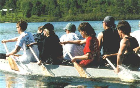 dragon boat erg training training
