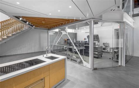 oyler wu collaborative create 3d food lab wallpaper 3ds culinary gets new offices with a hyper modern interior