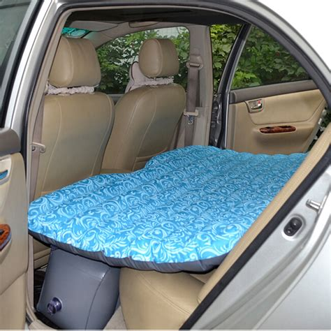 car bed car seat 2015 hot free shipping latest inflatable car bed cushion car car back seat cover car