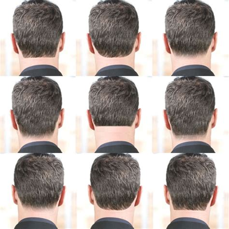 hair neck line styles blocked rounded or tapered choosing the right neckline