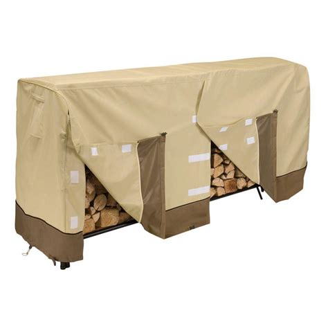 Cover For Wood Rack by Classic Accessories Veranda 8 Ft Firewood Rack Cover