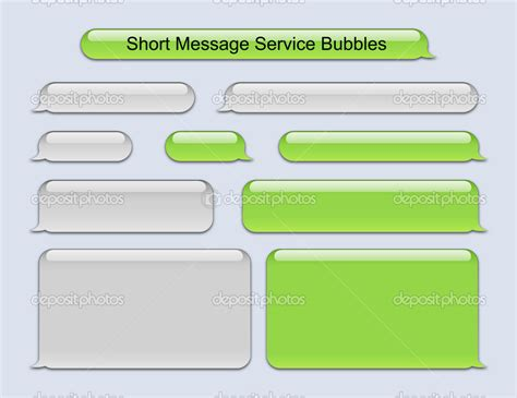 text message template iphone best photos of blank iphone text messages bubbles iphone