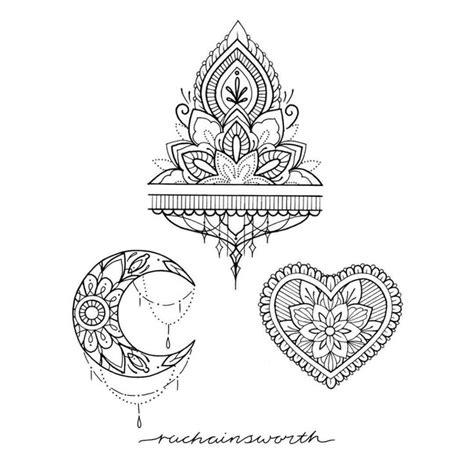 mandala tattoo stencil 393 best geometric tattoos images on pinterest tattoo