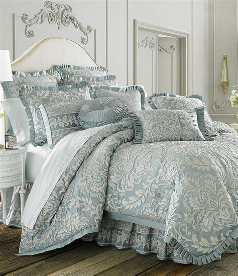 dillards comforter fancy j queen new york quot vanderbilt quot bedding collection