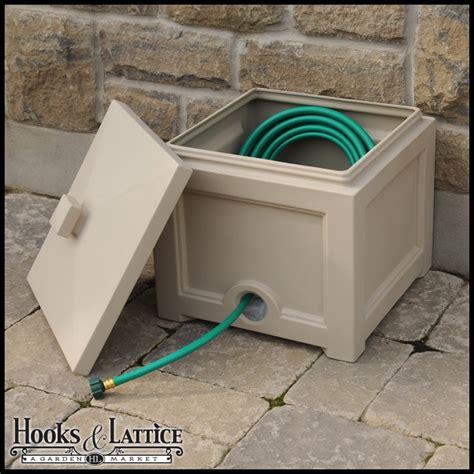 water hose holder garden hose storage garden hose pots - Garden Hose Container Storage