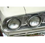 1964 Ford Fairlane 500 Headlights